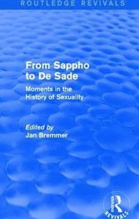 bokomslag From Sappho to De Sade