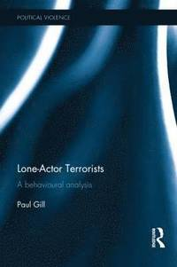 bokomslag Lone-Actor Terrorists