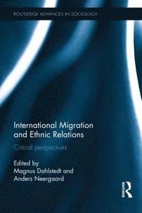 bokomslag International Migration and Ethnic Relations
