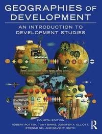 bokomslag Geographies of Development
