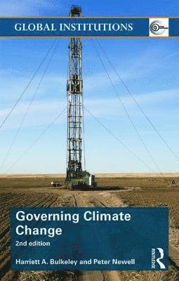 bokomslag Governing Climate Change