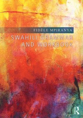 bokomslag Swahili Grammar and Workbook