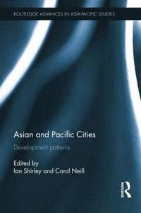 bokomslag Asian and Pacific Cities