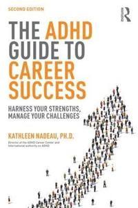 bokomslag The ADHD Guide to Career Success
