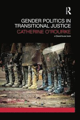 bokomslag Gender Politics in Transitional Justice