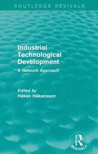 bokomslag Industrial Technological Development