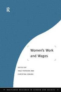 bokomslag Women's Work and Wages