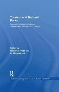 bokomslag Tourism and National Parks