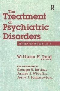 bokomslag The Treatment Of Psychiatric Disorders