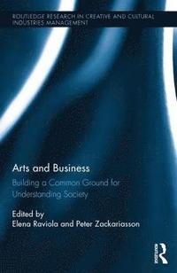 bokomslag Arts and Business