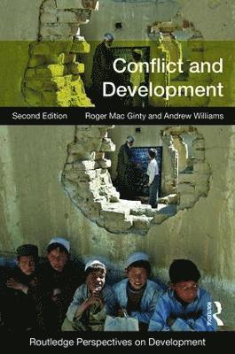 bokomslag Conflict and Development