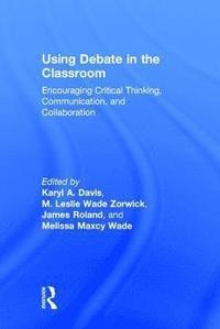 bokomslag Using Debate in the Classroom