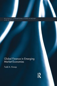 bokomslag Global Finance in Emerging Market Economies
