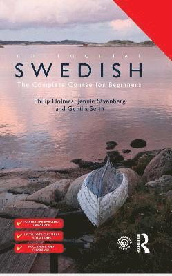 bokomslag Colloquial swedish - the complete course for beginners