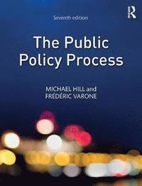 bokomslag The Public Policy Process