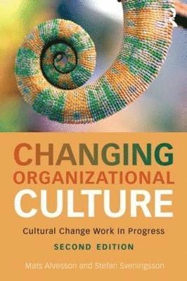 bokomslag Changing Organizational Culture: Cultural Change Work in Progress