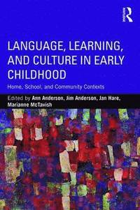 bokomslag Language, Learning, and Culture in Early Childhood