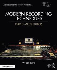 bokomslag Modern Recording Techniques