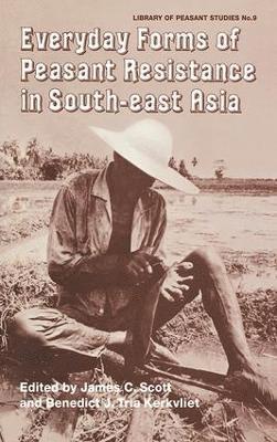 bokomslag Everyday Forms of Peasant Res Cb