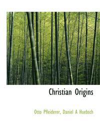 bokomslag Christian Origins