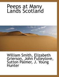 bokomslag Peeps at Many Lands Scotland