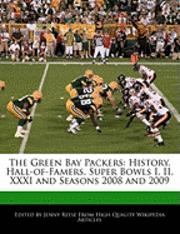 bokomslag The Green Bay Packers: History, Hall-Of-