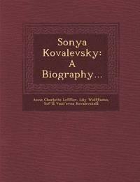 bokomslag Sonya Kovalevsky
