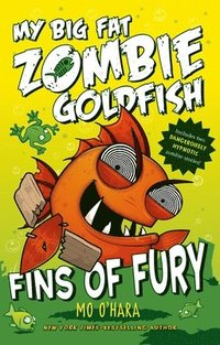 bokomslag Fins of Fury: My Big Fat Zombie Goldfish
