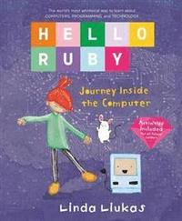 bokomslag Hello Ruby: Journey Inside The Computer