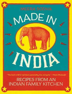 bokomslag Made in India: Recipes from an Indian Family Kitchen
