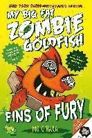 bokomslag Fins Of Fury My Big Fat Zombie G