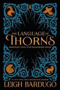 bokomslag Language Of Thorns