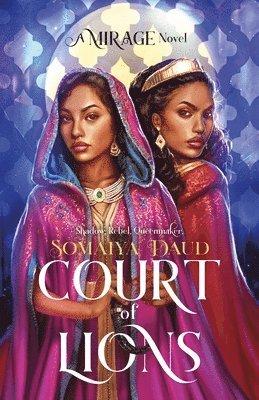 bokomslag Court of Lions: A Mirage Novel