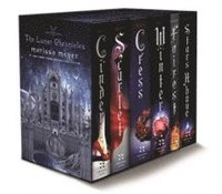 bokomslag The Lunar Chronicles Boxed Set