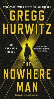 bokomslag The Nowhere Man: An Orphan X Novel