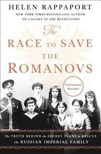 bokomslag Race To Save The Romanovs