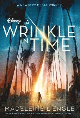 bokomslag Wrinkle in time movie tie in