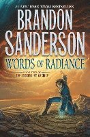bokomslag Words of Radiance: Book Two of the Stormlight Archive