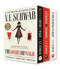 bokomslag Shades Of Magic Boxed Set