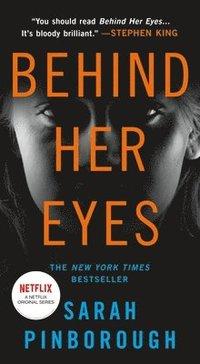 bokomslag Behind Her Eyes