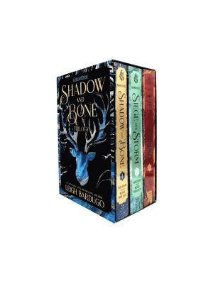 The Shadow and Bone Trilogy Boxed Set: Shadow and Bone, Siege and Storm, Ruin and Rising 1