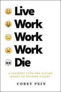 bokomslag Live Work Work Work Die