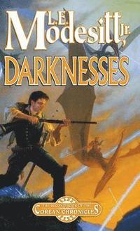 bokomslag Darknesses