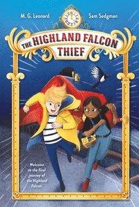 bokomslag The Highland Falcon Thief: Adventures on Trains