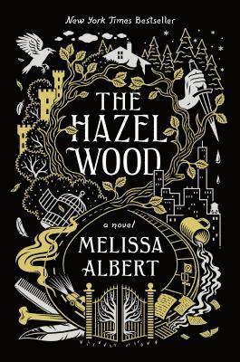 bokomslag Hazel Wood
