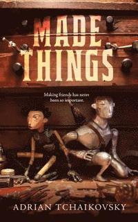 bokomslag Made Things