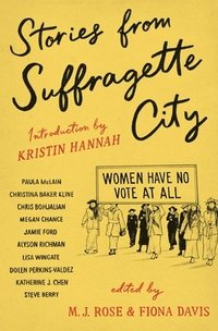 bokomslag Stories from Suffragette City