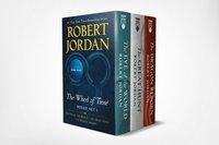 bokomslag Wheel of Time Premium Boxed Set I: Books 1-3 (the Eye of the World, the Great Hunt, the Dragon Reborn)