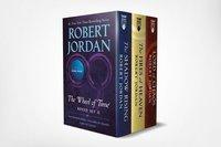 bokomslag Wheel Of Time Box Set Books 4-6