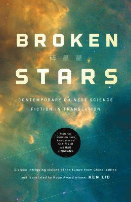 bokomslag Broken Stars